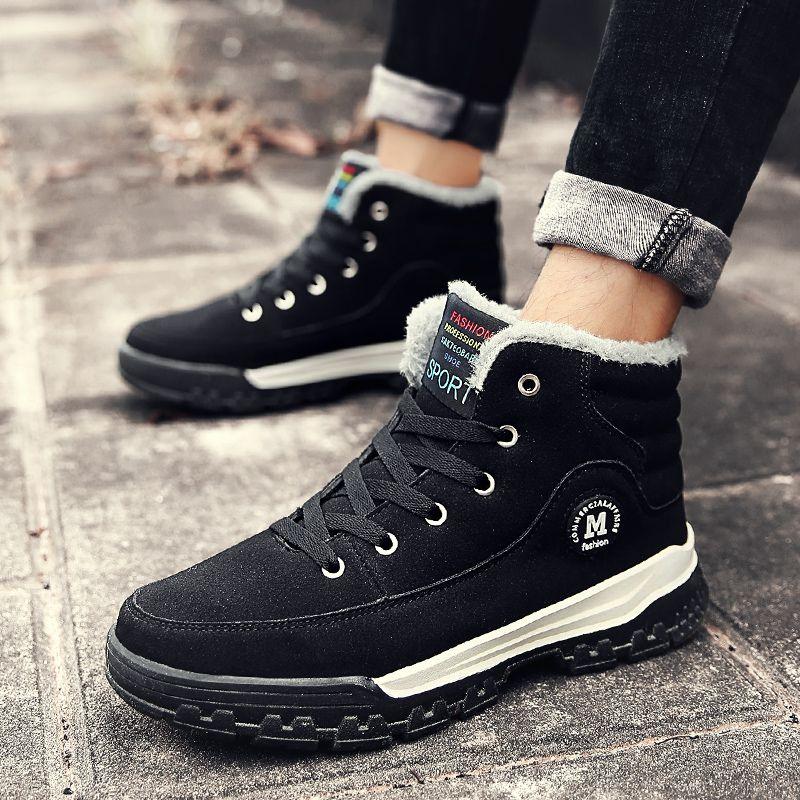 Acheter NORTHMARCH Hiver Hommes Sneakers Ventes Chaudes Chaussure  Décontractée Pour Homme À Lacets Rembourré Chaussures Zapatillas Hombre  Scarpe Uomo ... e4a7de764fc3