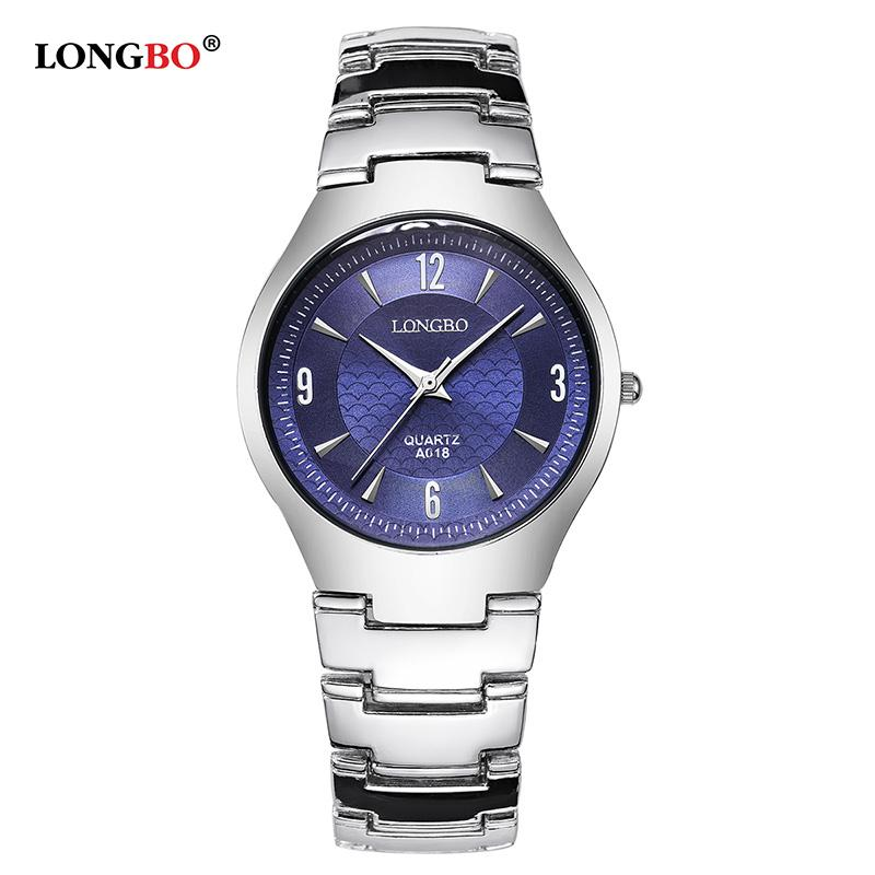 c66f86ec639f9 LONGBO Brand New Fashion Women Men Quartz Watch Brief Casual Couple  Wristwatches Luxury Lovers Watch Montre Hombre Gifts A018 Wrist Watch Buy  Online Online ...