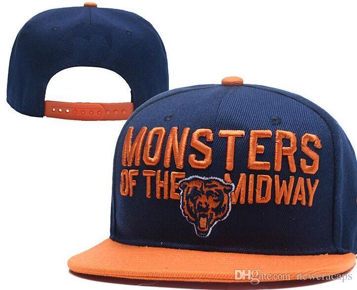 2019 American All Team Hats Chicago Caps 2018 Snapback Sports Hats ... f4e75dbf493