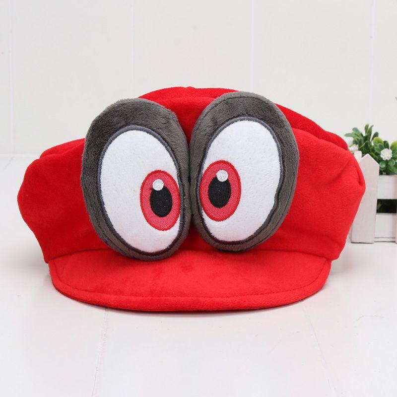 Acquista Gioco Super Mario Odyssey Cappy 3D Cappello Adulto Bambino Anime  Cosplay Cap Super Mario Bros Bambole Di Peluche A  6.54 Dal Globaltopseller  ... bdd5015f673b