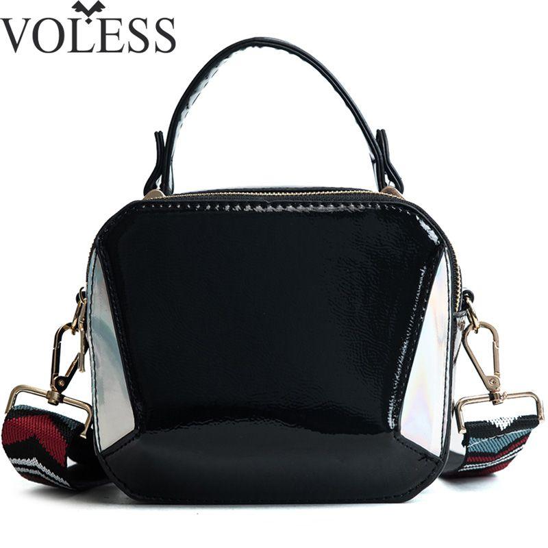 15c00ea91c87 2018 New Women Bag PU Leather Handbags Ladies Crossbody Bags Trendy Luxury  Tote Female Shoulder Messenger Bags Bolsas Feminina