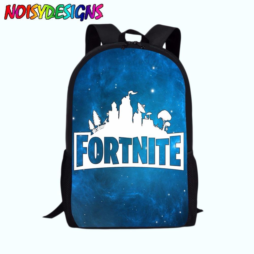 Fortnite Backpack Girls Boys Shoulder Bag Kids Starry Satchel School Bag  Large Rucksacks School Supplies Drop Shipping Rolling Backpack Toddler  Backpacks ... fdc3b9e44e3cd