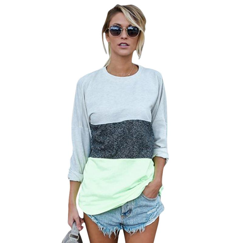 21a8d873bfc4d Casual Women T Shirt Tunic Tops Tee Shirts Long Sleeve Autumn Winter Work  Clothes Blusa Tee Shirts WS3213Z Tees Shirts Cheap Design And Buy T Shirts  From ...