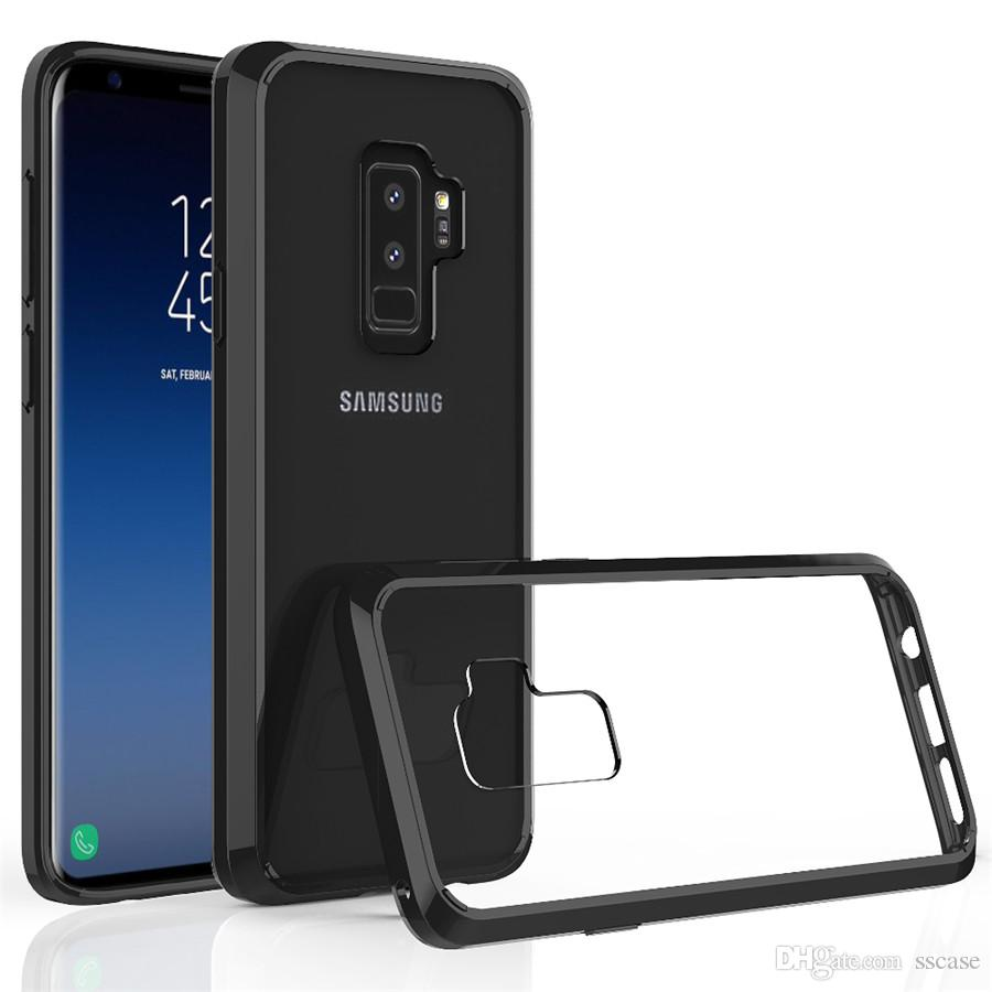 wholesale dealer 6f869 6e9bd For Nokia 3 6 5 8 9 7 Plus 1 6 2018 Case Transparent 100% Clear Tough  Acrylic TPU Gel Phone Case Transparent Anti-scratch