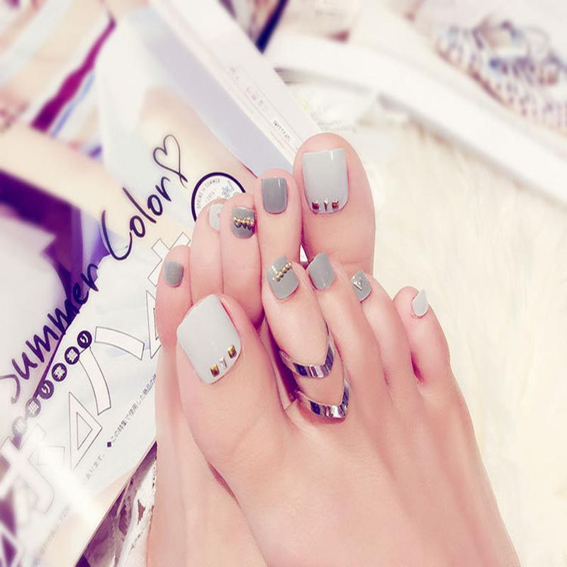 24 X Summer Must Have Gel Color Gray High Quality Pre Design Full ...