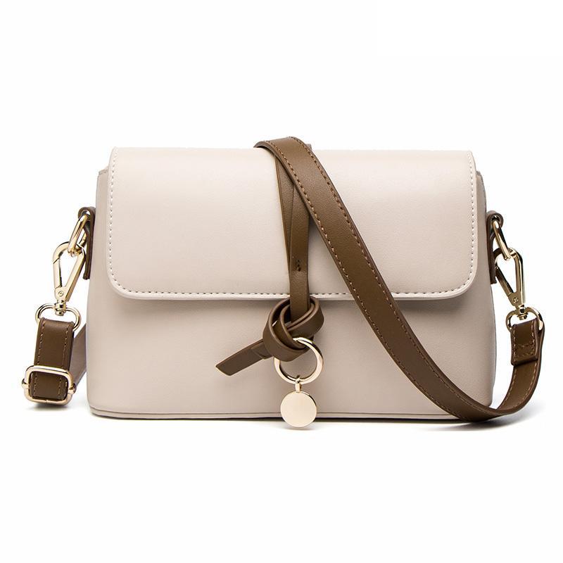 2bdc285641 2018 Crossbody Bag for Women Leather Handbag Luxury Handbags Women Bags  Designer Tassel Simple Shoulder Messenger Bag Sac a Main Online with   67.39 Piece on ...
