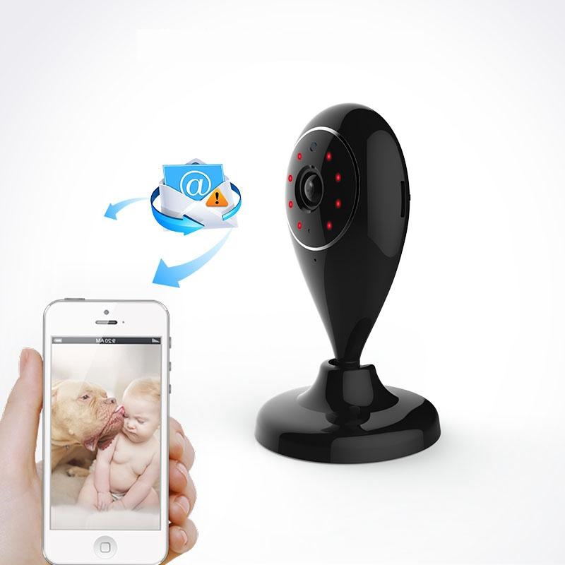 NEO COOLCAM NIP-55 HD 720P Mini WiFi IP Camera Wireless P2P Baby Monitor  Network CCTV Security Camera with IR-cut