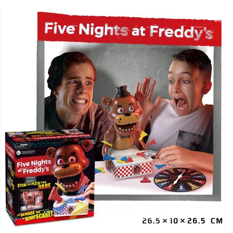 Compre Fnaf Cinco Noches En La Novedad De Freddy No Despiertes
