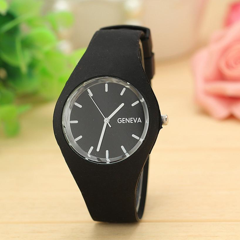 Fashion Case Color 2018 Ultra Thin Girl Men Gift Sports Silicone Digital Led Sports Wrist Watch Reloj Mujer Silicona Marcas The Latest Fashion Lover's Watches