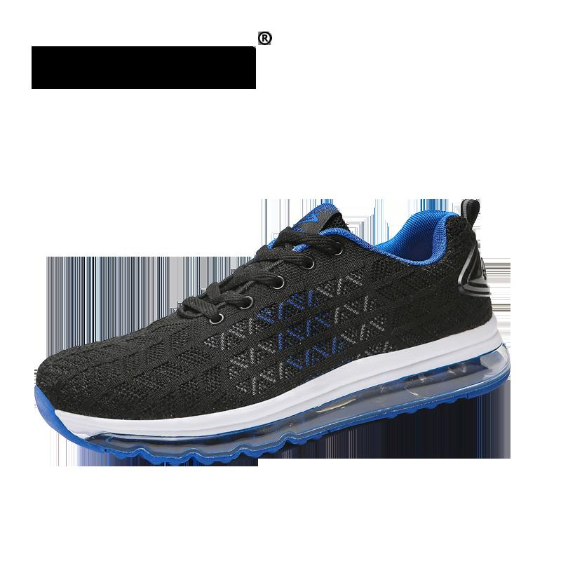 7eb88690628ba 2019 Spring Summer Air Running Shoes Lightweight Athletic Shoes Breathable Trail  Running Sneakers Damping Man Sneakers Sports From Ekuanfeng
