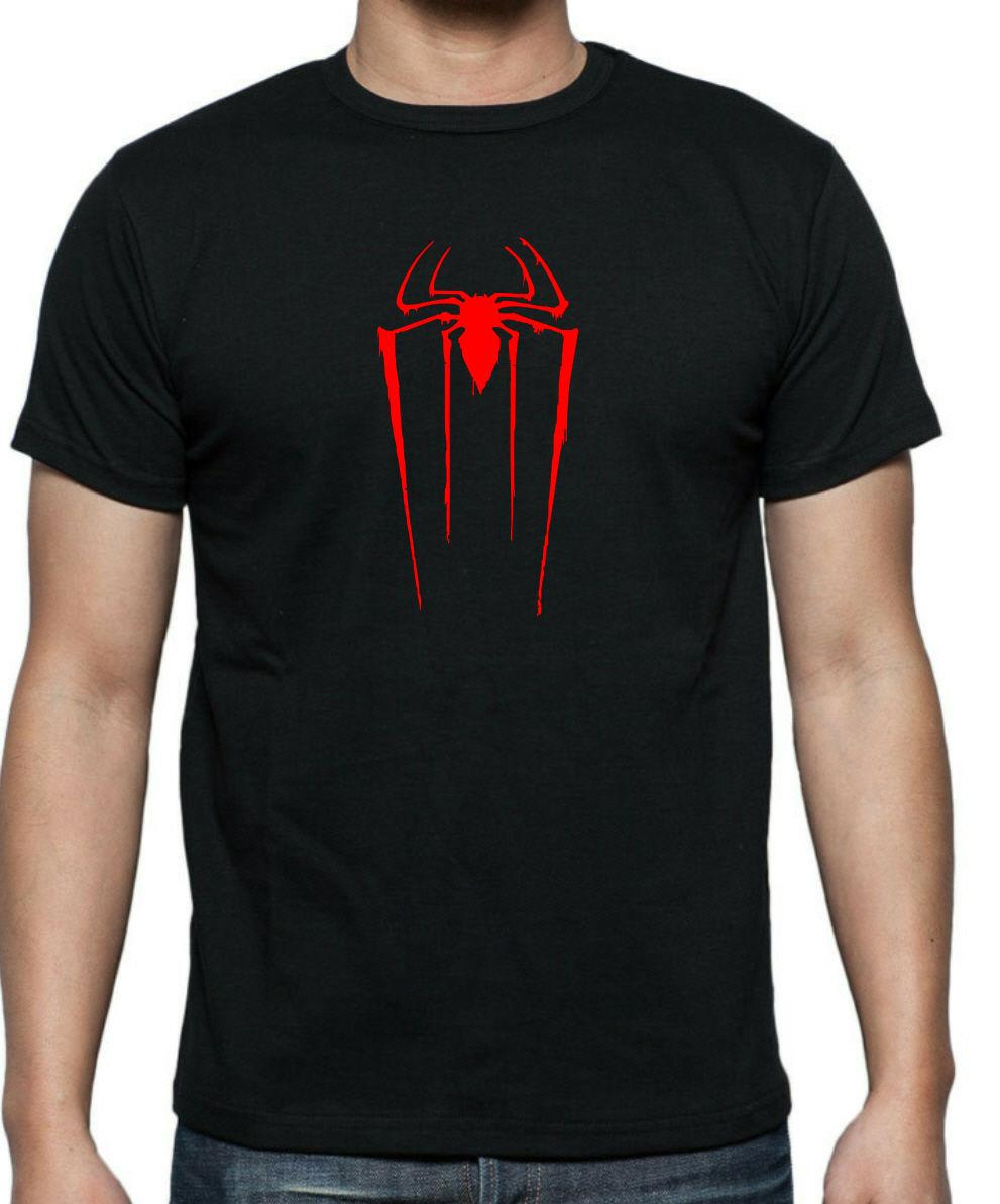 Mens, Womens + Kids SPIDERMAN SPIDER T-shirt sizes up to 5X Large FREE UK  POST