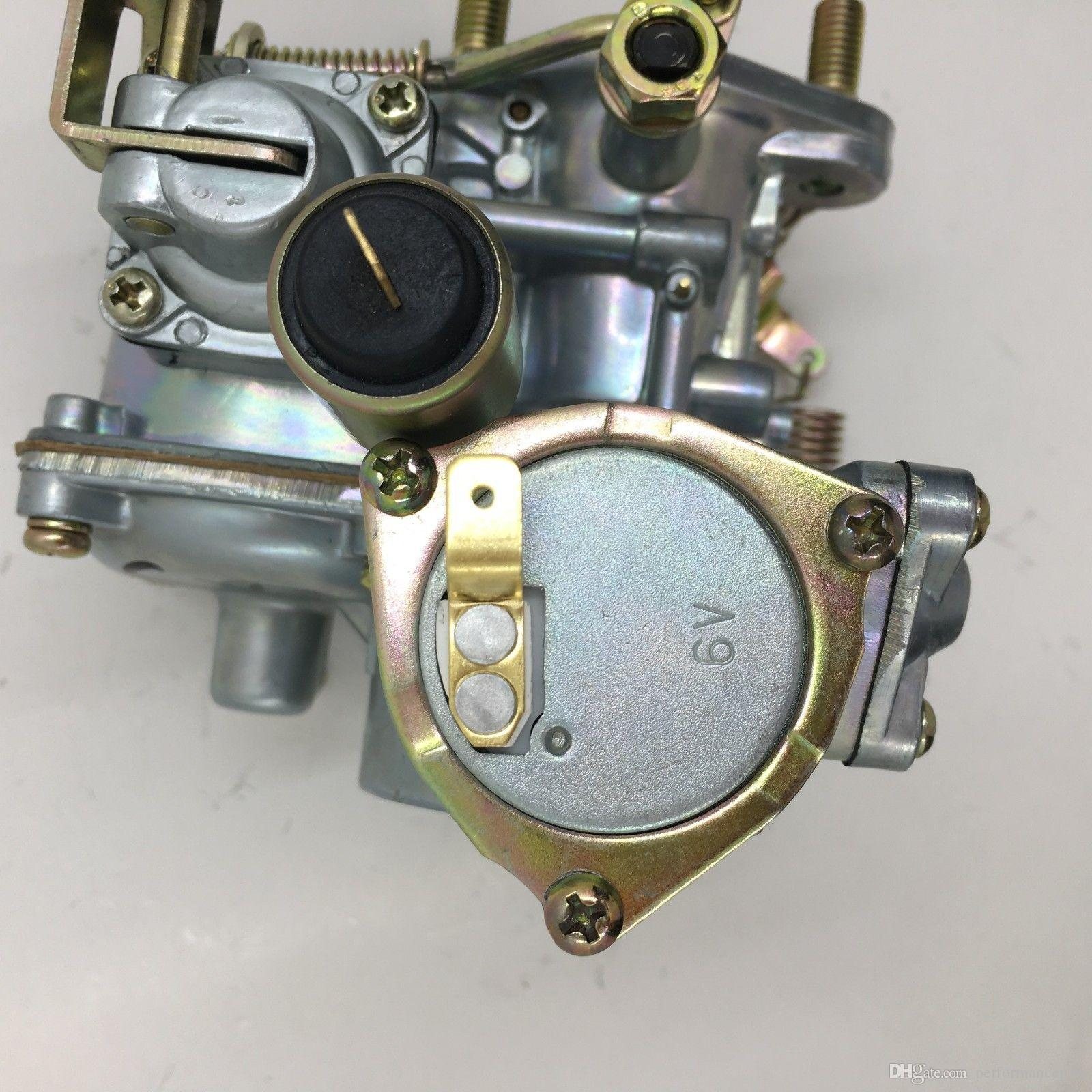 30PICT-1 CARBURETOR Choke électrique ajusté VW Caretator Carburateur Bug  Solex EMPI 6V