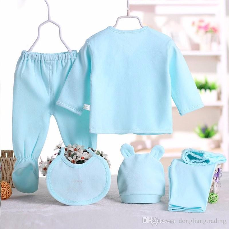 Newborn Baby Clothes Suits Cotton Lovely Bear Infant Underwear Set 2018  Special Offer Real Kids Unisex Animal Outfit Clothing UK 2019 From  Dongliangtrading 46da6959527a