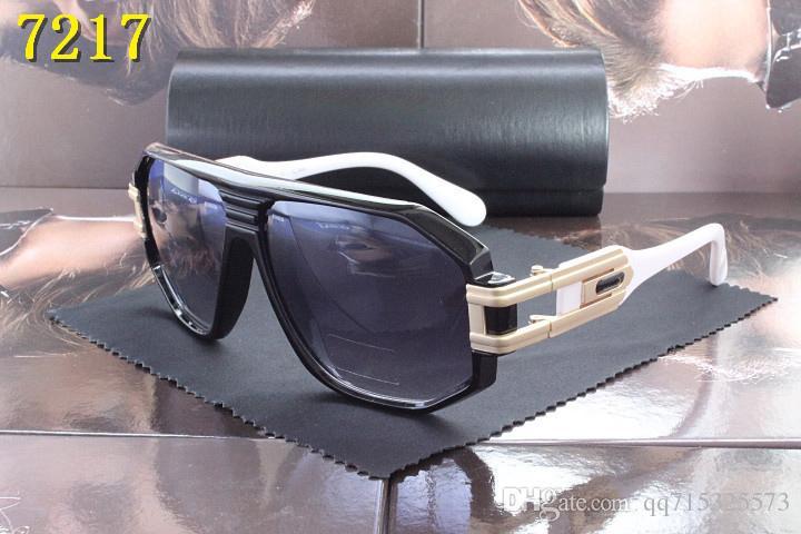 Мужские солнцезащитные очки новые старинные большой кадр Goggle летний стиль бренд дизайн солнцезащитные очки Oculos De Sol UV400 с оригинальной коробке