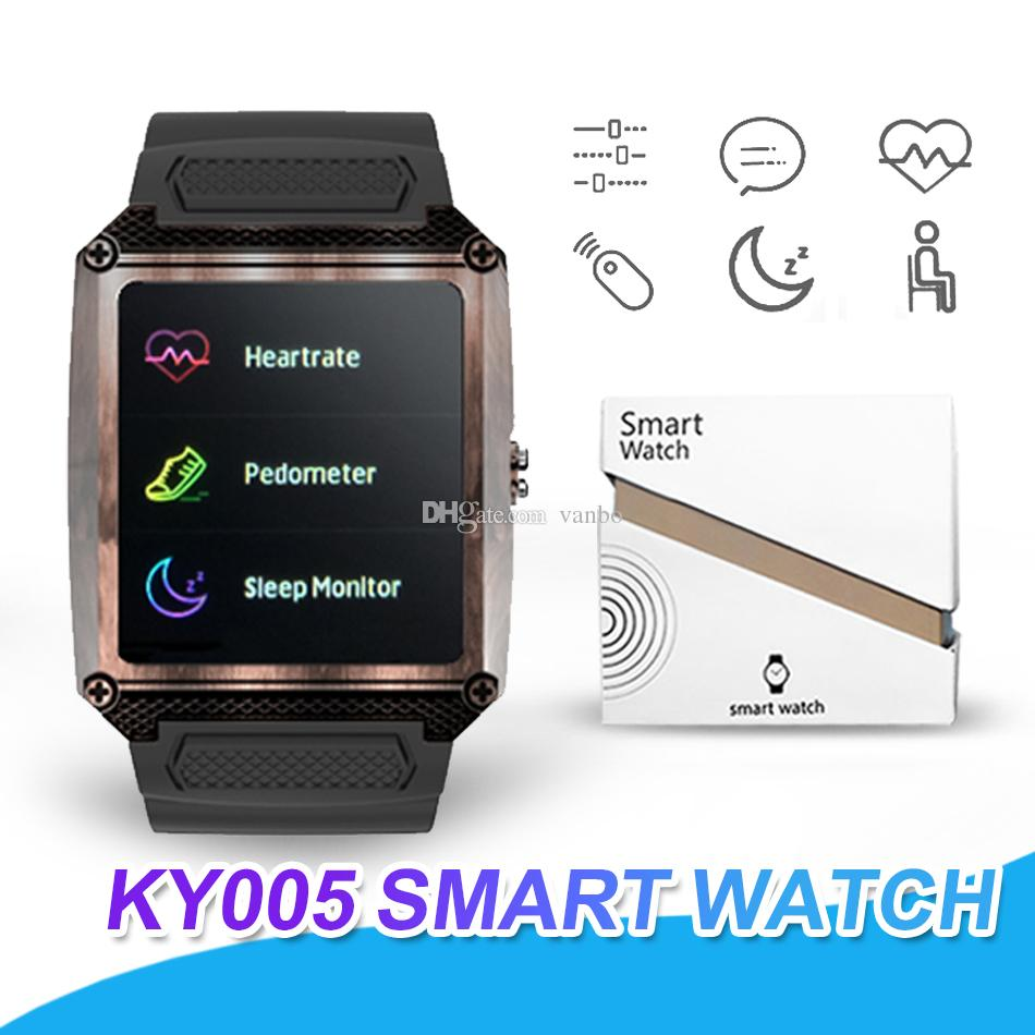 Men's Watches Watches Bt Sports Health Monitor Smart Watch Wrist Band Bracelet For Android Ios Electronic Watch Waterproof Smart Watch Men Sim Card Products Are Sold Without Limitations