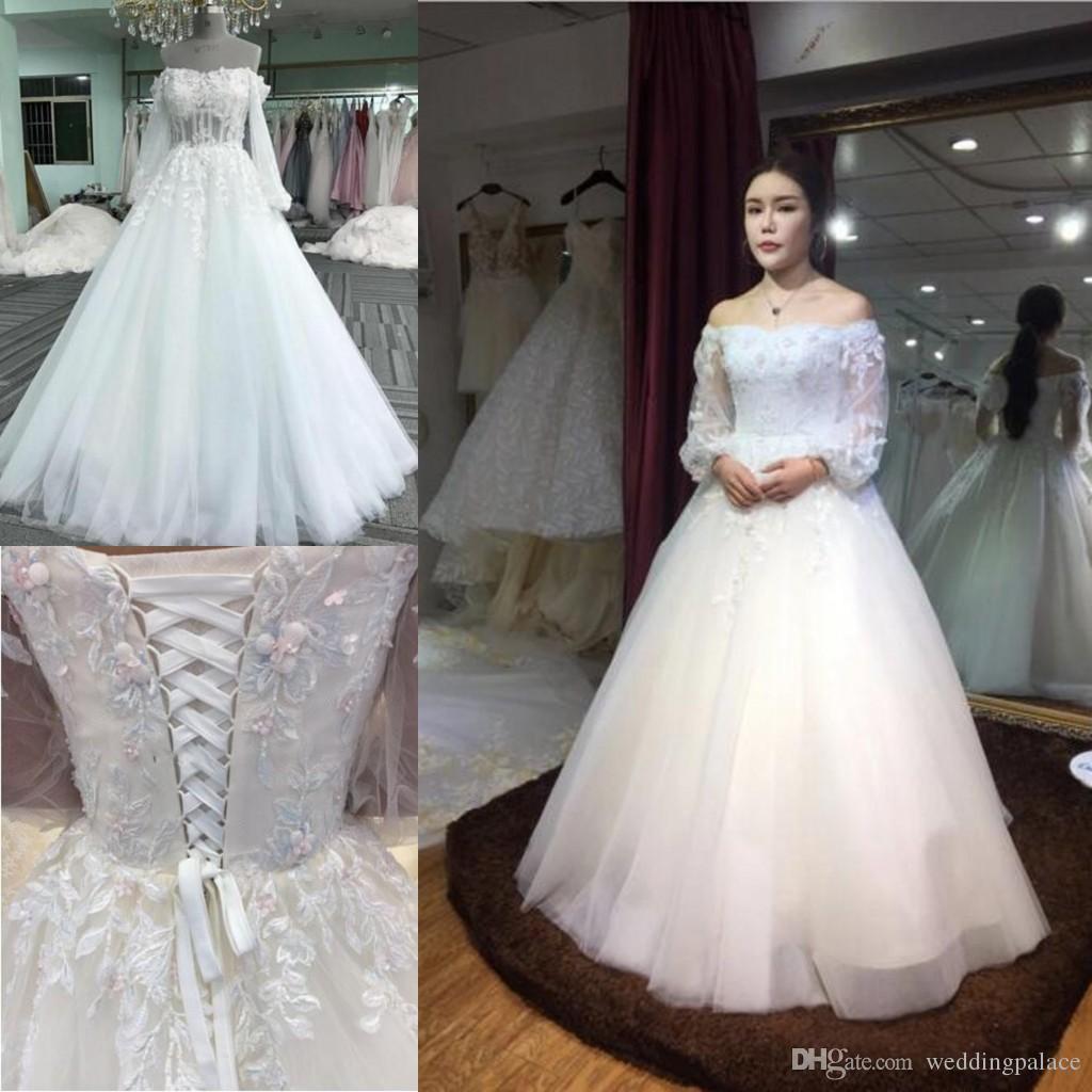 Vestidos de novia de ultima moda