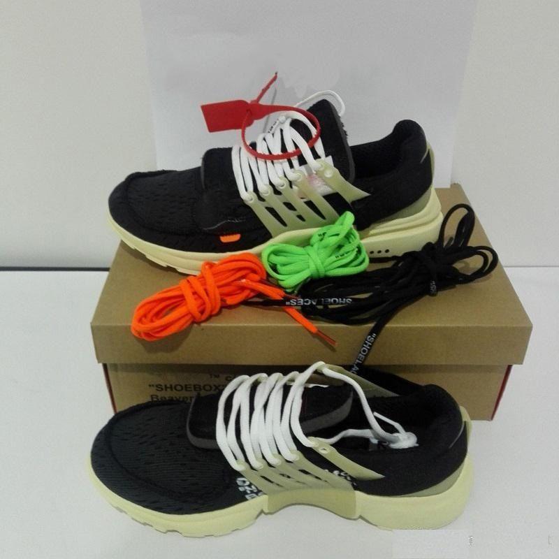 [Con la caja original] Descuento venta en línea Los diez zapatos casuales Mujeres Hombres Marca Zapatillas deportivas blancas Eur 36 45