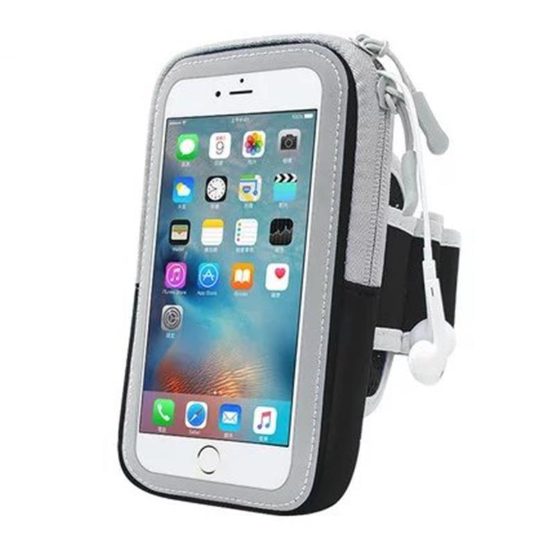 sale retailer 22559 4d978 XSKEMP Armband Arm Band Waterproof Phone Case Cover Running Sports Belt  Pouch Bag Universal For 5.0-5.5 Inch Mobile Phone