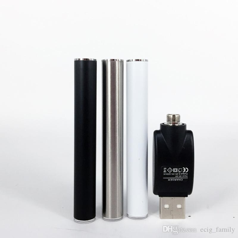 E Cigarettes M6T TH205 Atomizer M3 Vape Battery 350Mah 510 Thread Battery Automatic EGO T with USB Charger Vapor Pen Kit A9
