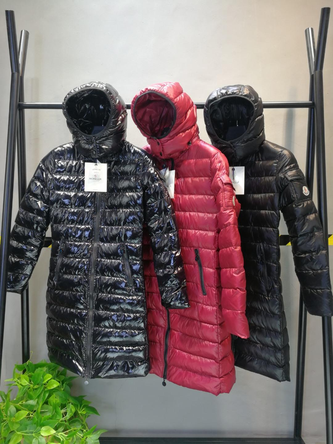 Looks - How to long wear down jacket video