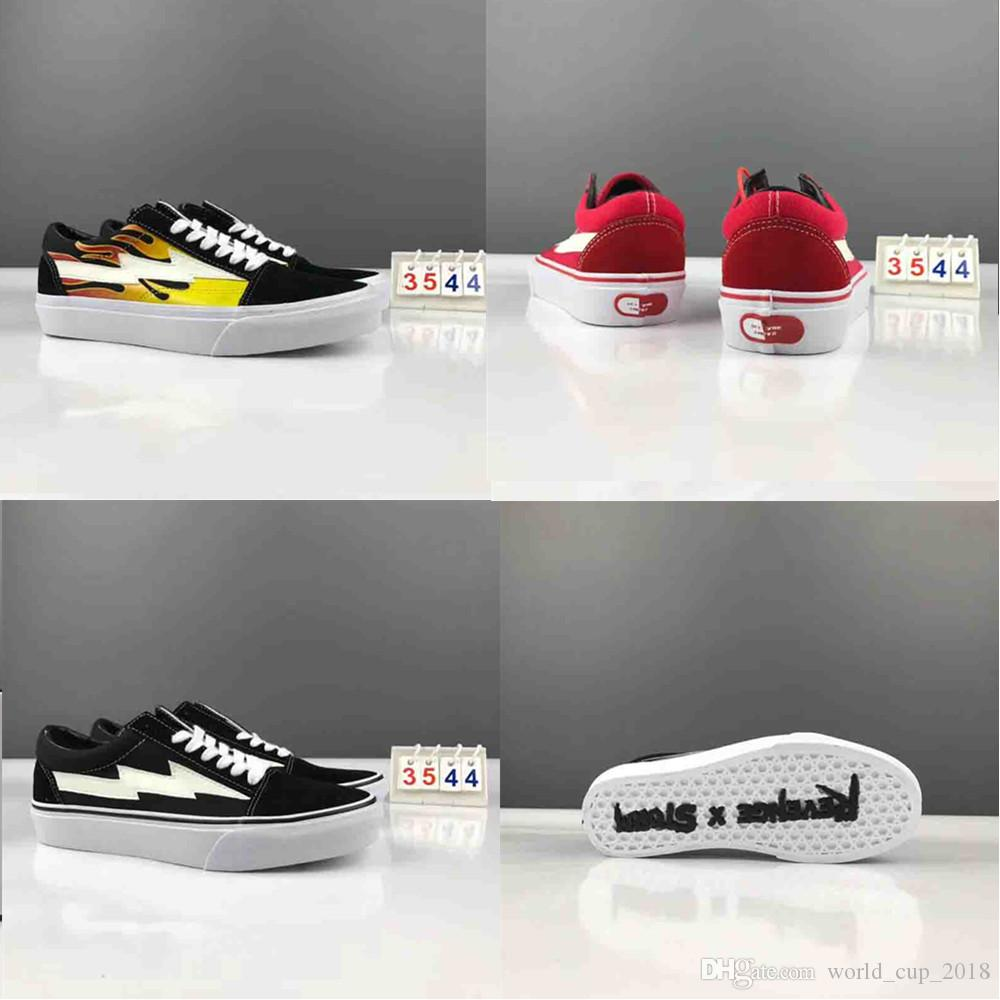 2017 New Top Version Calabasas Stylist Ian Connors Revenge X Storm Sneakers Kanye West Calabasas Casual Shoe Men Women Vanse Running Shoes from china online geniue stockist oZG3b
