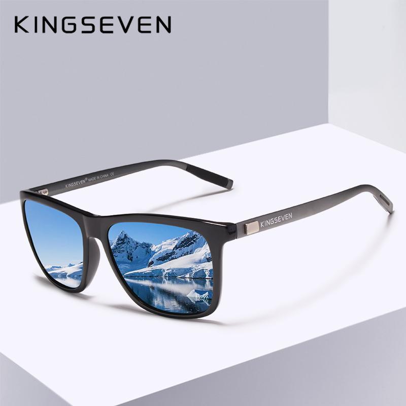 Compre Venda Por Atacado Marca Unisex Alumínio Retro + Tr90 Óculos  Polarizados Lente Óculos Acessórios Óculos De Sol Para Homens   Mulheres De  ... bb68b180f2