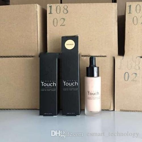 HOT Makeup Make You Unique Mineral Liquid Makeup Base 20ml Pro Corrector Base Base Maquillage Kit