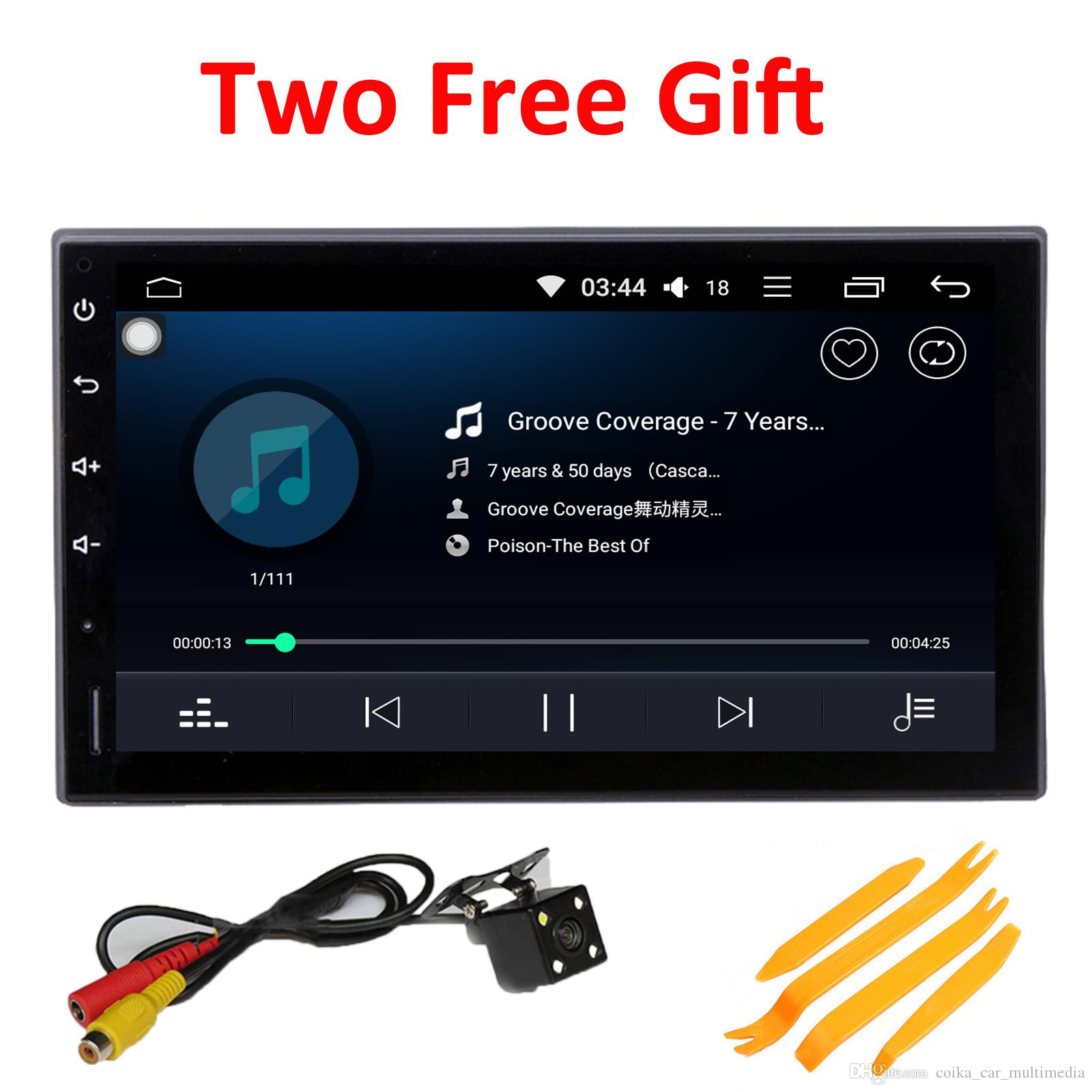 COIKA 7 Android 8 0 System Car DVD Audio Player For Nissan X TRAIL