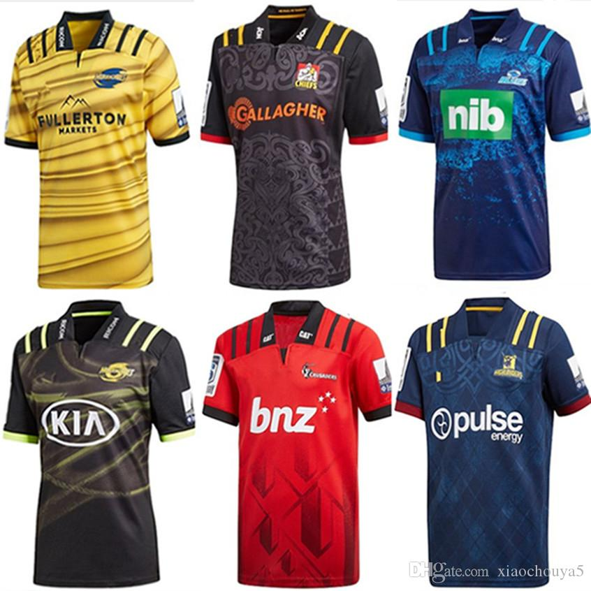 2edca7d173f 2019 2018 CRUSADERS Super Rugby Away Jersey Crusaders RUGBY Jersey RWC NRL Super  Rugby Crusaders Home Jersey Shirts Size S M L XL XXL 3XL From Xiaochouya5,  ...