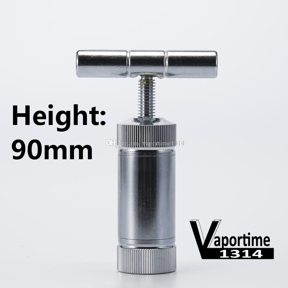 aa1043306 Compre T Pollen Presser Smoke Tool Latón Plateado Con Cromo Diámetro 25 Mm  Longitud 90 Mm Tubos Para Fumar Tubo Oculto 027 A $10.07 Del Vaportime1314  ...