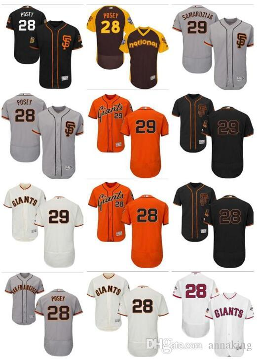 hot sale online 5cc7f 9e47d uk buster posey jersey youth a4630 0e033