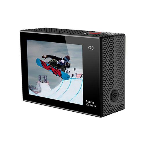 G3 Ultra 4K HD 2 inch 170° HDMI WIFI Action Cameras Dual Screen Waterproof Sport Camera+Remote Control DV DVR Helmet Camcorder