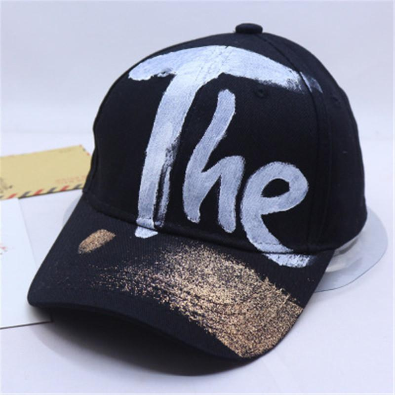 The Latest Graffiti Baseball Cap Men And Women Fashion Trend Hat Visor Sun  Hat High Quality Outdoor Sports Cap Baseball Hat Hat Store From Jianyue16 6740bbc9b8b