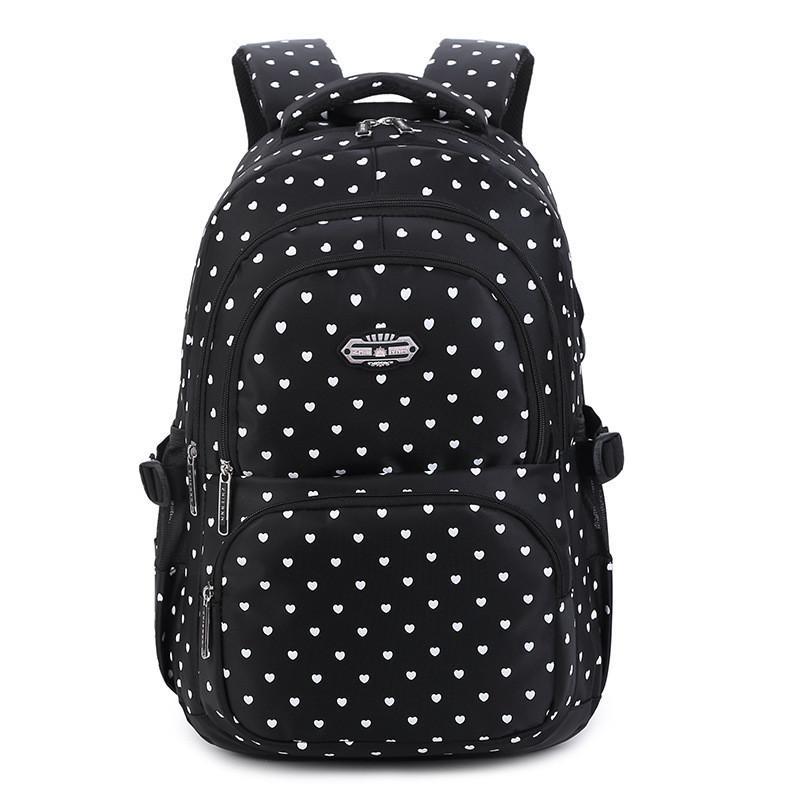 c3b8080dd289 Fashion School Backpack for Teenage Girls Children School Bags Kids ...