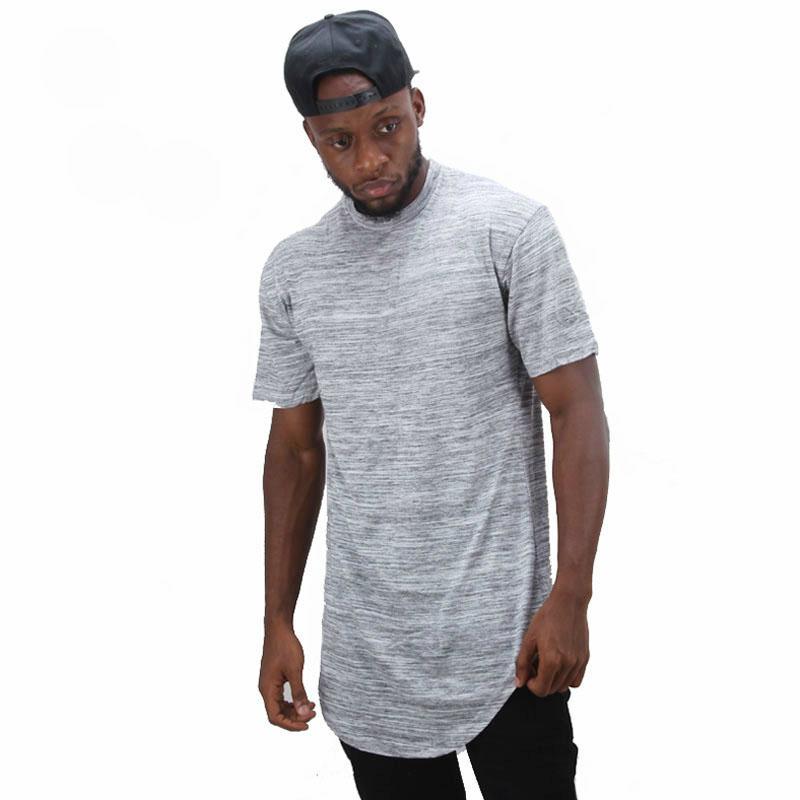 Acquista 2018 Estendere Hip Hop Strada T Shirt All ingrosso Marchio Di Moda  T Shirt Da Uomo Estate Manica Corta Oversize Design A  11.76 Dal  Dreaminghouse ... 5f20f310035