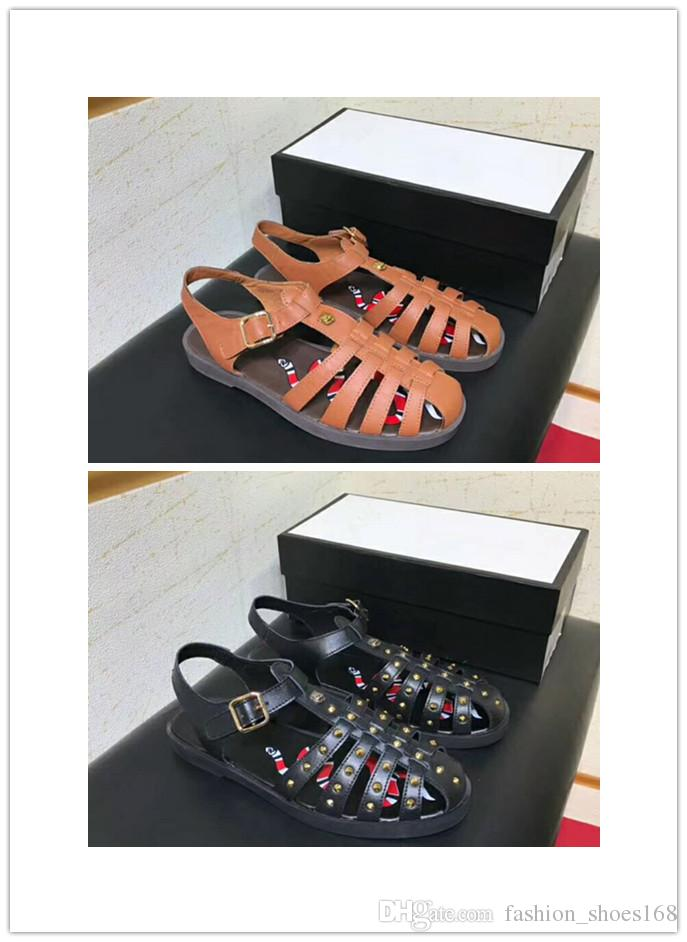 7b7919c5e33f5 New Appival Top Quality Leisure Fashion Men'S Summer Rivets And Snake  Prints Flat Heel Buckle Anti Slip Casual Sandals Loafers Flats Wedge  Sneakers Sandal ...