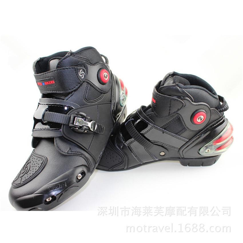 f4461043908487 Professional Motorbike Motorcycle Boots Motocross Racing Boots ...