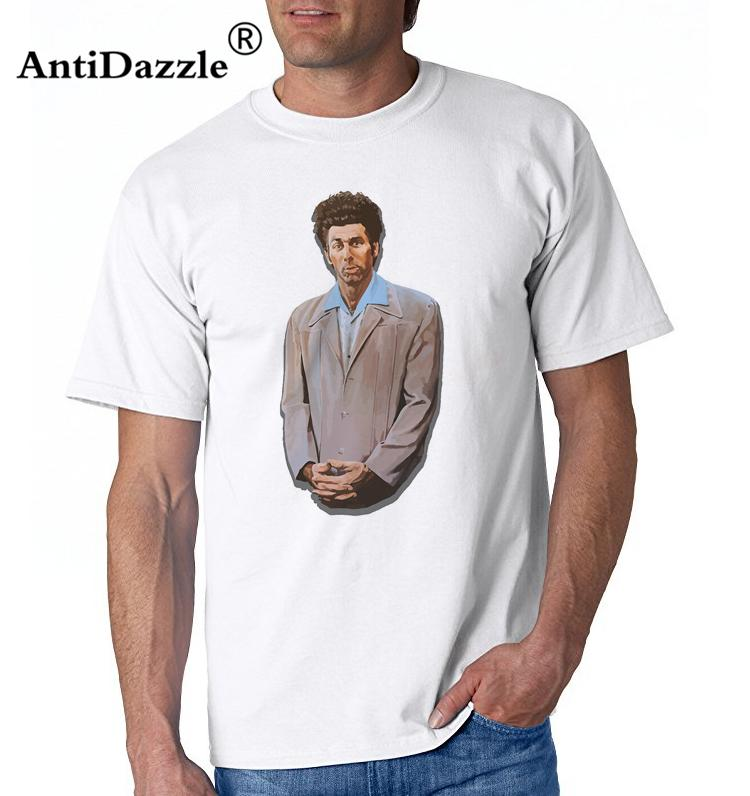 34469bf33 Stylish T Shirts Kramer Painting From Seinfeld Mens O Neck Short Sleeve T  Shirt Cheap Hombre T Shirt 3d Men On T Shirt Tourist Shirts From Ddgxx, ...