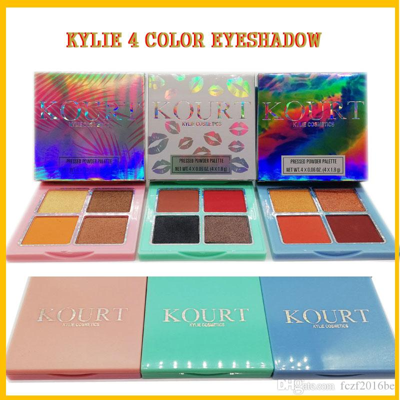 2018 Latest Kylie Kourt Kylie Cosmetics Pressed Powser Palette