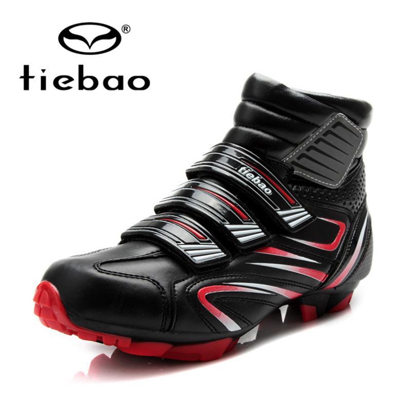 Tiebao Cycling Shoes Men Sneakers Women Sapatilha Ciclismo Mtb