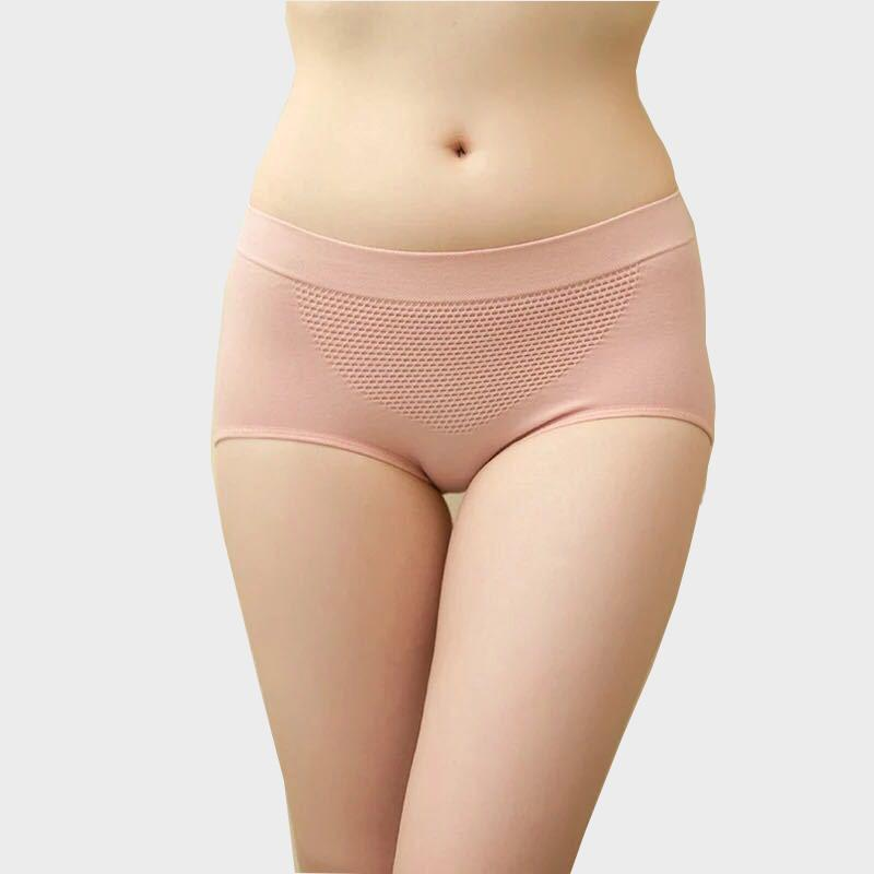 c71a8bd367a3e 2019 Women Low Waist Body Shaper Panties Seamless Tummy Belly Control Waist  Slimming Pants Shapewear Underwear Warm House Briefs From Yzlwatchfine
