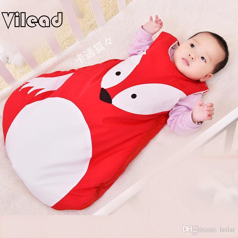 655451c7d3 Baby Sleeping Bag Infant Sleeping Sack Baby Winter Bag Children Kids Child  Pajamas Newborn Sleep Sack Panda Fox Red Sleeping Bags For Backpacking  Cotton ...