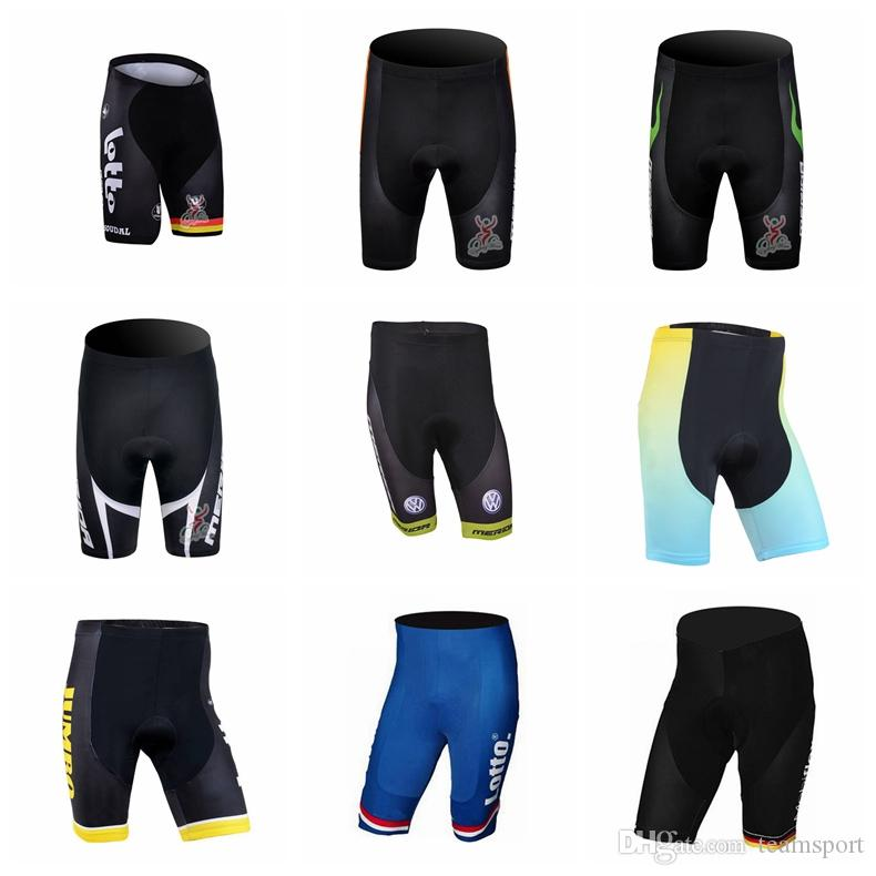 LOTTO MERIDA Team Cycling Shorts Pants Hot Sale 9 Styles Cycling Jerseys  Short Top Men Breathable Quick Dry Bike Short 841615 LOTTO Cycling Jersey  Camisa De ... 1b80d8cec