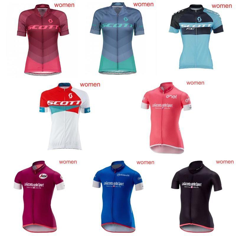 84c3c7c5b SCOTT Tour De Italy Cycling Jerseys Short Sleeves Summer Cycling Shirts  Cycling Clothes Bike Wear Comfortable Breathable 81503J Bicycle Shorts  Cycling ...