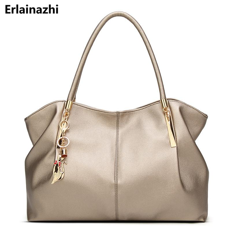 d49f556189 Women Handbag Female PU Leather Bags Handbags Ladies Portable Shoulder Bag  Office Ladies Hobos Bag Totes Herald Fashion Designer Bags For Women Cheap  ...