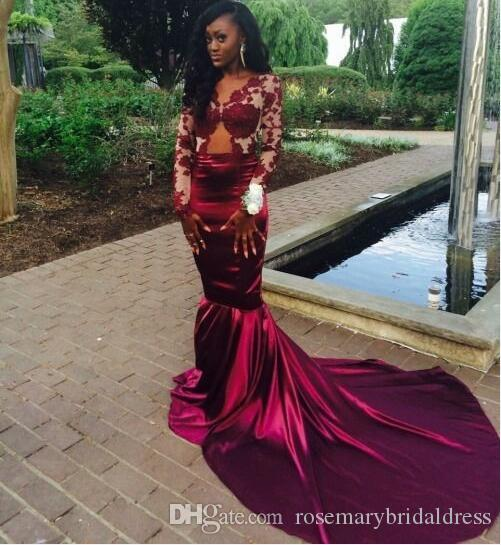 Girl Prom Dresses 2018