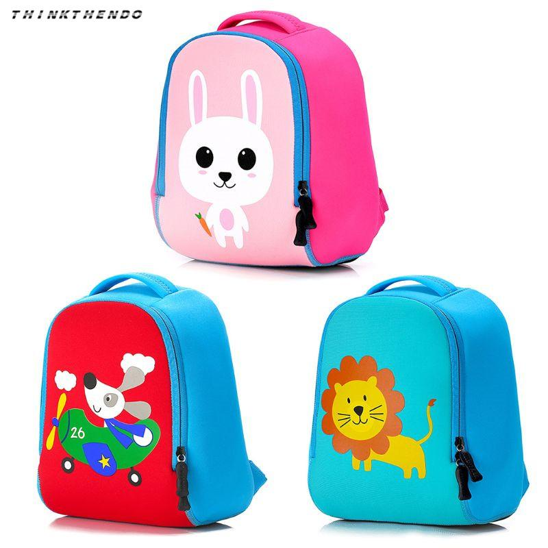 Thinkthendo Fashion Cute Kids Toddler Boys Girls Small Backpack