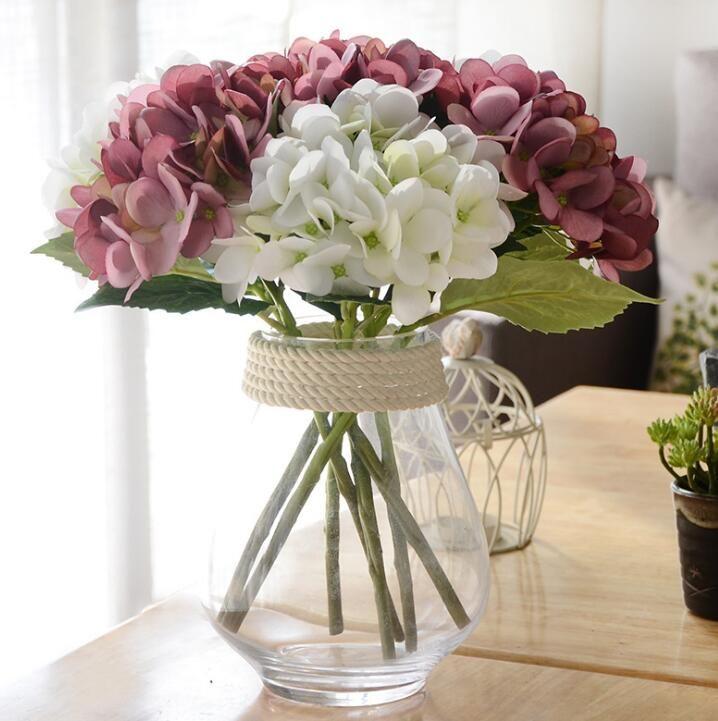 زفاف محاكاة الزهور الزخرفية العروس القابضة زهرة الكوبية الاصطناعي للنبات عيد الحب GA67