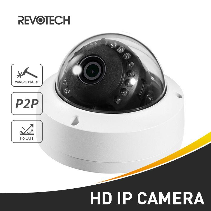 HD Vandal-proof Waterproof 720P / 1080P 15 LED Outdoor IP Camera  Anti-Vandal Dome 1 0MP / 2 0MP ONVIF Night Vision P2P CCTV Cam