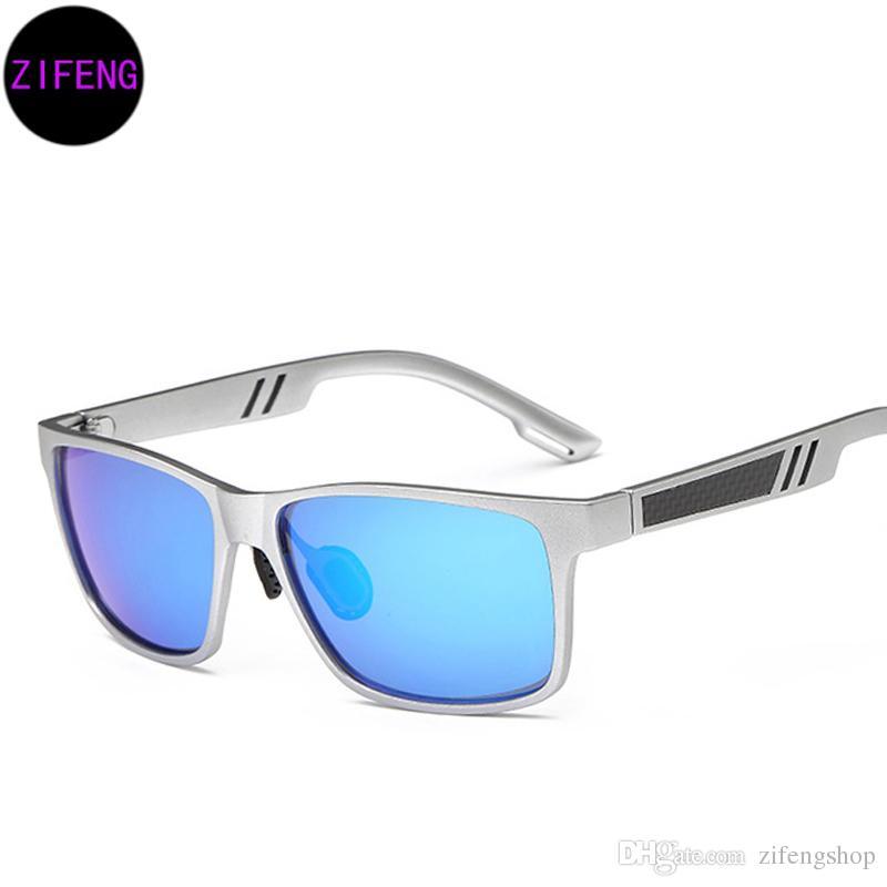 Men Style Clear Black Objektiv polarisierten Sport-Sonnenbrille ug09lIbOgr
